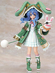 Date A Live Yoshino PVC 18cm Anime Action-Figuren Modell Spielzeug Puppe Spielzeug