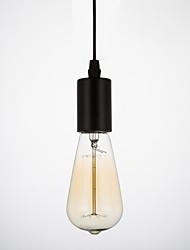 E27 40W ST64 Edison Art Deco Tungsten Light Source(110/220V)