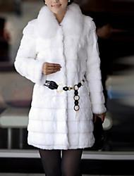 Coko&De женщин 2014 новый зимний имитация лиса шубу