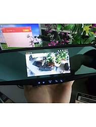 Mirrors Tachograph Dual Lens