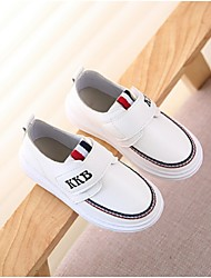 Boy's Loafers & Slip-Ons Fall Closed Toe PU Casual Flat Heel Others Black / Yellow / White Others