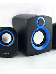 Raum-Zeit-Computerlautsprecher usb kleinen Lautsprecher Car-Audio