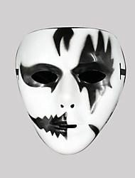 1pc fantôme danse masque étape pour costume de halloween