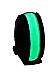 два упакованы для продажи оптического волокна отражательной браслет