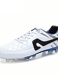 Femme-Décontracté / Sport-Noir / Bleu / Vert / Blanc / Orange-Talon Plat-Confort-Chaussures d'Athlétisme-Similicuir