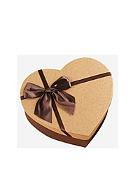 Note Deep/shallow Coffee Both Color Hair  L Yards 21*17*8cm M Yards 19*15*6cm S Yards 16*13*5cm Heart-shaped Three-piece Gift Boxes