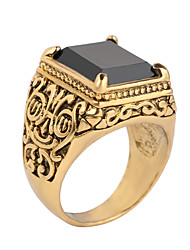 RingBand RingsJewelry Alloy / Silver Plated / Gold Plated Fashionable / Bohemia Style Daily / Casual Gold