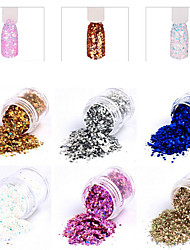 1pcs Nail Art Décoration strass Perles Maquillage cosmétique Nail Art Design