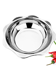 Stainless Steel Star Anise Soup Pot 28cm