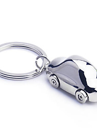 Alloy Car Metal Key Ring Creative Car Small Pendant