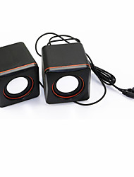 USB Mini Subwoofer Loudspeaker Box