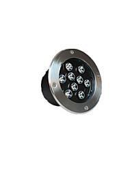 luzes subterrâneos LED (nota rodada branco 4W)