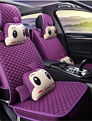 bande dessinée de lin siège de voiture de singe ht