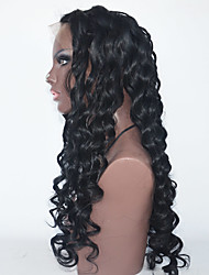 Kinky Curl Lace Front Synthetic Wigs 10-24inch 3 Colors Avalibale