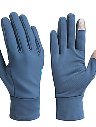 כפפות כפפות ספורט/ פעילות לנשים / לגברים כפפות רכיבה סתיו / חורף כפפות אופנייםשמור על חום הגוף / נגד החלקה / עמיד למים / נושם / עמיד בפני