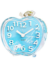 Crystal Apple Modeling Clock