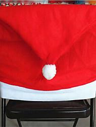 silla de navidad decoraciones de navidad cubre 60 * 50cm