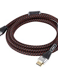 HYWL-001 High-speed HDMI Digital High-definition Line Version 2.0 (3D Support) 3 Meters