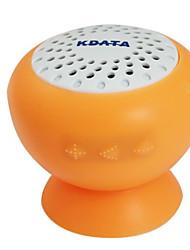 chuck Bluetooth Mini impermeável áudio do carro alto-falante portátil