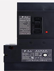 Molded Case Circuit Breaker DZ10LE Split Leakage Protector