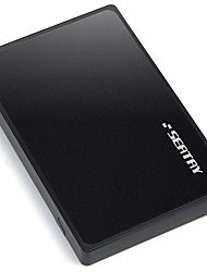 panneau en aluminium hd215 2,5 pouces boîte de disque dur portable portable sata usb3.0 6g Livraison gratuite