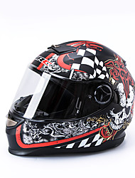 CARKING C322 Standard Motorcycle Bike Full Face Helmet