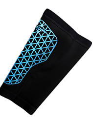 leggings de couleur de sport (bleu s)