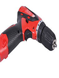 Hot 12C-Red Screwdriver Charging Drill (12V Double Speed 1 Electric Charge  Carton)