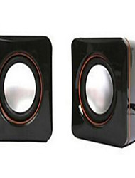 USB Laptop Speakers Computer Speakers Subwoofer Audio