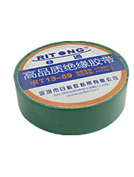 (Note Packing 10 Green Size 800cm * 1.7cm *) Insulation Tape