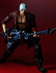 Devil May Cry Cosplay PVC 25cm Figures Anime Action Jouets modèle Doll Toy