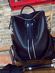 Для отдыха на природе Рюкзак Для женщин Полиуретан Черный