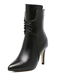 Women's Boots Spring / Fall / Winter Riding Boots / Gladiator / Creepers