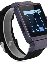 Smart Watch Phone Bluetooth Intelligent Wristwatch With 0.3MP Camera Single SIM Support TF Card
