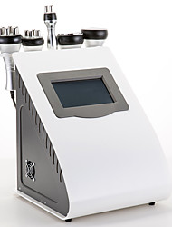 Ultrasonic liposuction 40K cavitation slimming machine tripolar sixpolar bipolar vacuum RF machine 3