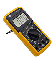 Handheld LCD Digital Electrical Maintenance Multimeter