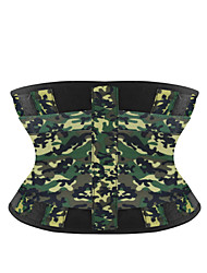 Shperdiva Adjustable Camouflage Sports Waist Trainer Trimmer Belt
