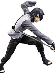 Naruto Itachi Uchiha PVC 19cm Las figuras de acción del anime Juegos de construcción muñeca de juguete