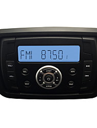 wasserdicht marine Bluetooth-Audio-Stereo-Motorrad-Radio MP3-Player Sound-System