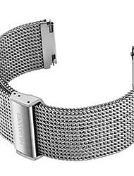 huawei regarder bracelet originale bracelet en acier inoxydable