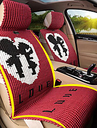 Car Cushion Summer Cooler Mat Ice Silk Cushion Couple Cushions Cool Cushion