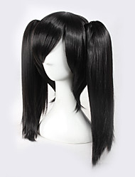 Kagerou Project Ene Black Bunches Actor Halloween Wigs Synthetic Wigs Costume Wigs