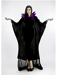 Maleficent Costume Women Halloween Costumes for Women Movie Uniforms Witch Cosplay Costume Fancy Dress