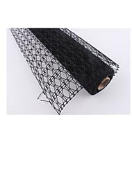 noter 70 volumes d'un 50 * 4.6cm couleur glen package net package noir glen matériau fournitures bouquet net fleurs