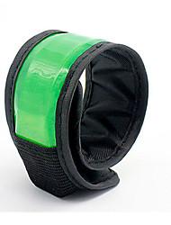 LED Outdoor Reflective Glow Wristbands Sports Armband
