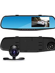 Double Head Recorder For Rear View Mirror