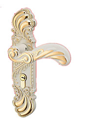 Ivory White Door Lock