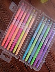 12 cores da caneta diamante cor (caixa de 12 cores de 0,8 milímetros)