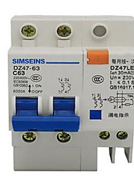 Wall Switch Socket Q5 Series Of Small Circuit Breakers