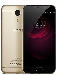 Umi Plus 5.5  Android 6.0 4G Smartphone (Dual SIM Octa Core 13 MP 4GB  32 GB Grey / Gold)
